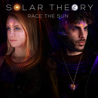 Solar Theory - Race the Sun album front cover