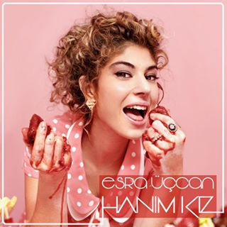 Esra Üçcan - Hanımkız single front cover