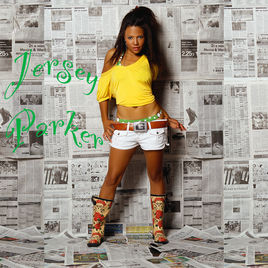 Jersey Parker single front cover