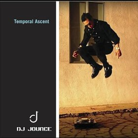 DJ Jounce - Temporal Ascent album front cover