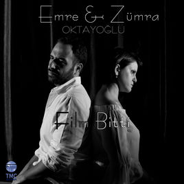Emre Zümra - Film Bitti single front cover