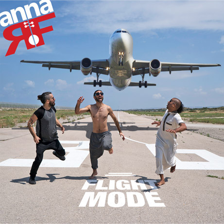 anna RF Flight Mode album front cover