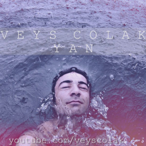 Veys Colak - Yan single front cover