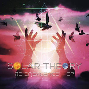 Solar Theory - Reemergence EP cover photo